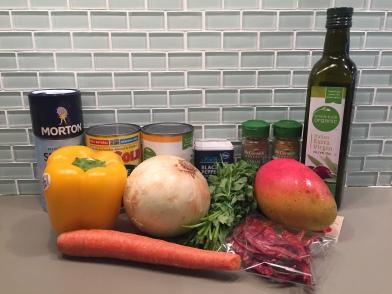 MangoCurryIngredients