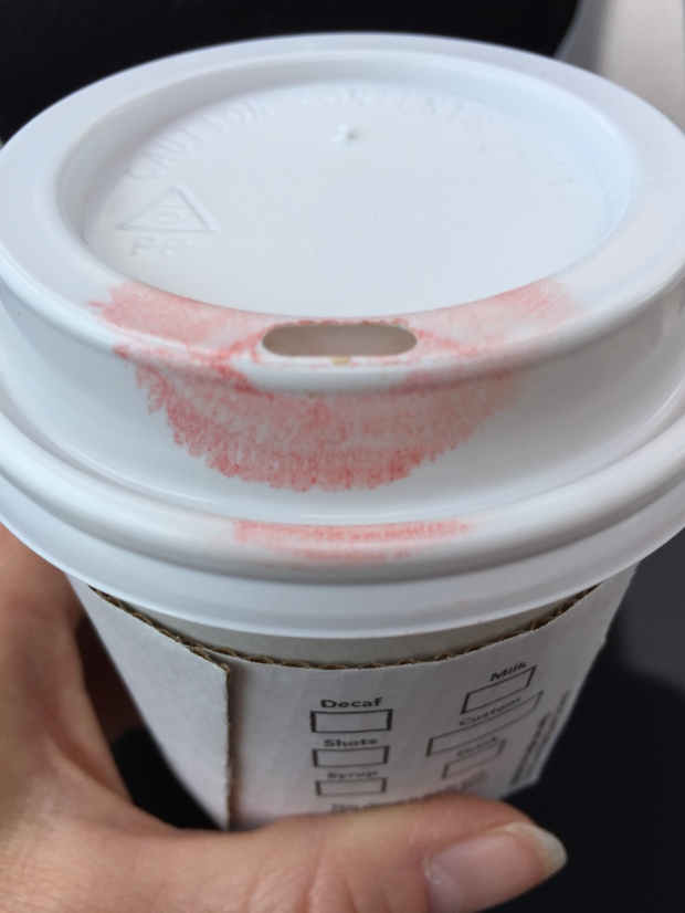 Lipstick Coffee